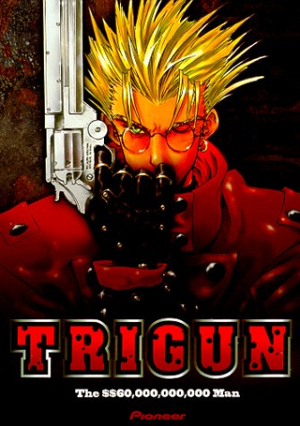 Trigun: $$60,000,000,000 Man [DVD] [1999] [Region 1] [US Import] [NTSC]