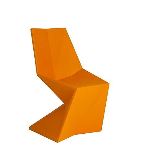 Vondom Vertex - Silla Orange
