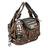 Alonzo Women's Handbag (Brown)