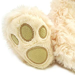 Gund Philbin Teddy Bear Stuffed Animal, 12 inches by Gund