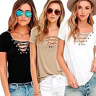 Sunward(TM) Fashion Womens Loose Pull…