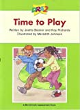 img - for DRA2 A Time to Play (Benchmark Assessment Book Level 6) (Developmental Reading Assessment Second Edition) book / textbook / text book