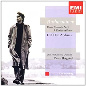 Rachmaninov: Piano Concerto No. 3 / 5 Etudes-tableaux