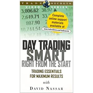 Day Trading Smart Right From The Start [VHS]