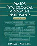 Major psychological assessment instruments /
