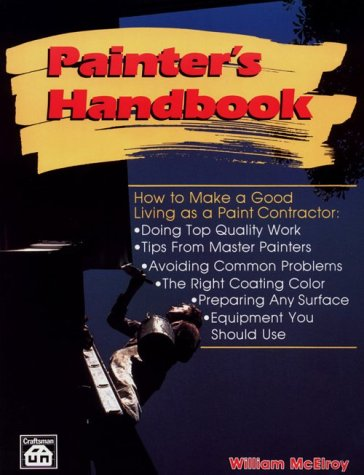 Painter's Handbook - Craftsman Book Co - CR437 - ISBN: 0934041288 - ISBN-13: 9780934041287