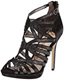 Sam Edelman Women's Eve Dress Sandal Granite 9.5 B(M) US