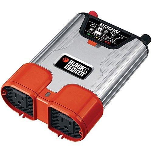 BLACK & DECKER PI800BB Power Inverter (800 Watts) - ONE YEAR (Black And Decker Power Inverter compare prices)