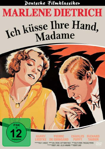 Marlene Dietrich - Ich Küsse Ihre Hand Madame