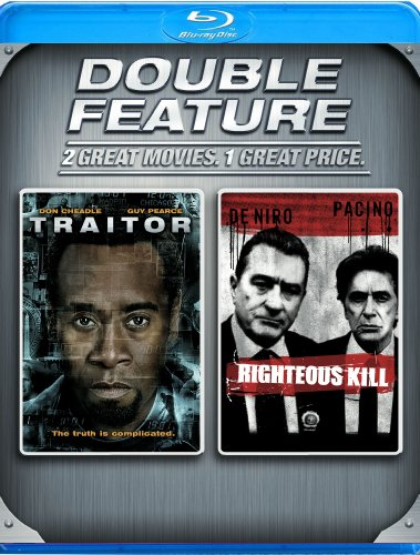 Righteous Kill/Traitor  [Blu-ray]