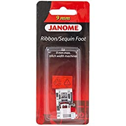 Janome Ribbon & Sequin Foot For 9mm Machines by Janome
