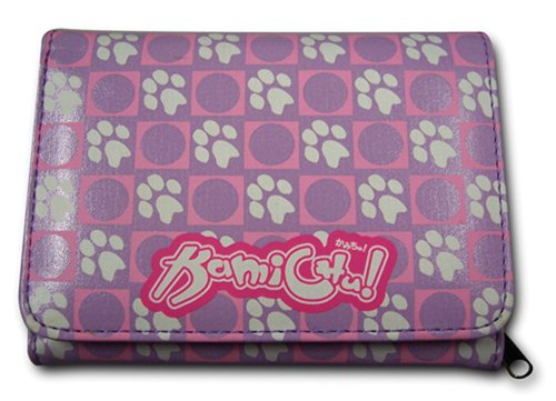 Wallet - Kamichu! - Girls Pink - Buy Wallet - Kamichu! - Girls Pink - Purchase Wallet - Kamichu! - Girls Pink (Great Eastern, Toys & Games,Categories,Pretend Play & Dress-up,Costumes,Accessories)