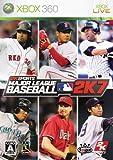 echange, troc Major League Baseball 2K7[Import Japonais]