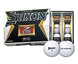 DUNLOP(ダンロップ) SRIXON Z-STAR ゴルフボール 1ダース  ホワイト