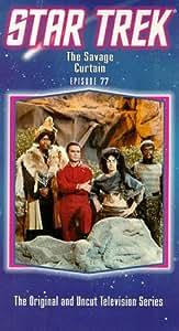 Star Trek - The Original Series, Episode 77: The Savage Curtain [VHS]