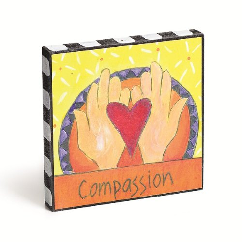 Demdaco Storysquares Compassion Square