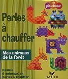 echange, troc Hatier - Perles  chauffer : Mes animaux de la fort