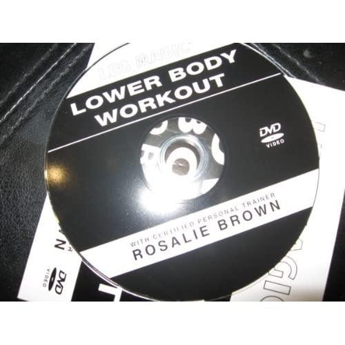 LOWER BODY WORKOUT; LEG MAGIC; CERTIFIED PERSONAL TRAINER