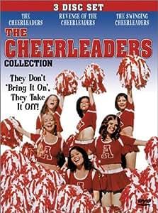 The Cheerleaders Collection: The Cheerleaders (1973) / Revenge Of The Cheerleaders (1976) / The Swinging Cheerleaders (1974)