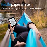 "Kindle Paperwhite 3G, 6"" High-Resolution Display (300 ppi) with Built-in Light, Free 3G + Wi-Fi"