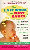 The Last Word on First Names