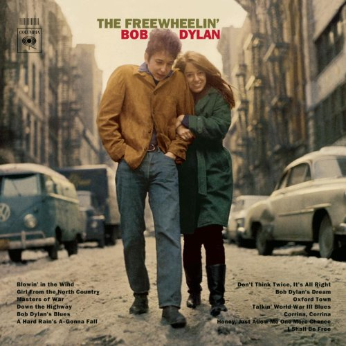 Bob Dylan - The Freewheelin - Zortam Music
