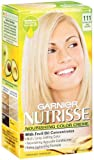 Garnier Nutrisse Nourishing Color Creme 111 Extra-Light Ash Blonde