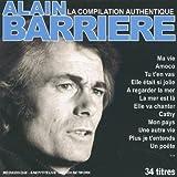 echange, troc Alain Barrière - La Compilation Authentique