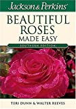 img - for Jackson & Perkins Beautiful Roses Made Easy: Southern Edition book / textbook / text book