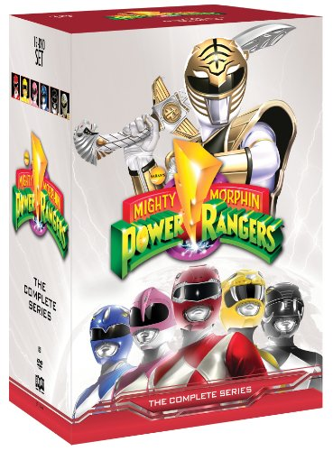 Mighty Morphin Power Rangers: The Complete Series (Power Rangers Tv Series compare prices)