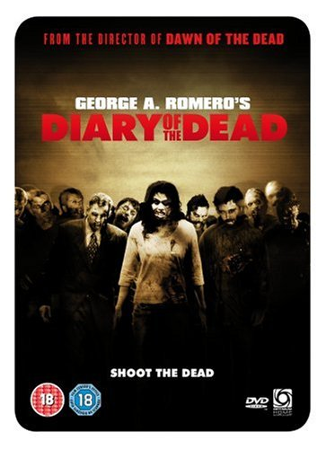 Diary Of The Dead - Limited Edition 2 Disc Steelbook Metal Packaging [DVD]