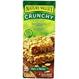 Nature Valley Crunchy Granola Bars Oats 'N Honey, 96-Count 1.5oz bars