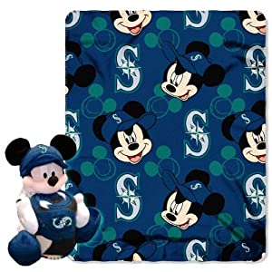 MLB Seattle Mariners Disney Mickey Mouse Hugger by Northwest