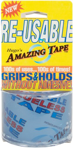 Sale!! Hugo's 2-Inch by 50-feet Amazing Tape