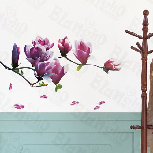 Purple - X-Large Wall Decals Stickers Appliques Home Decor