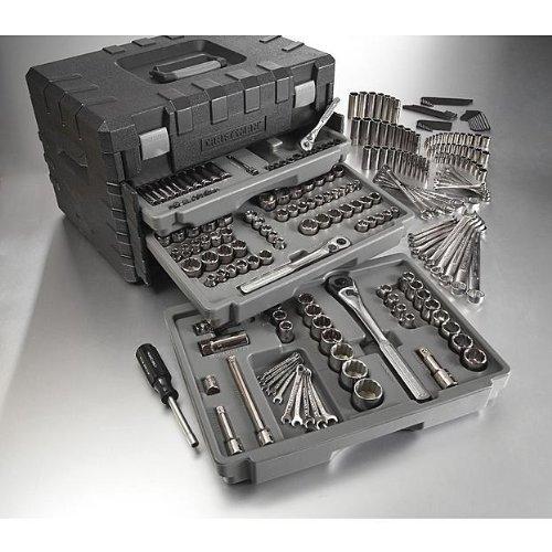 Craftsman 250-Piece Mechanics Tools Set with 3 Drawer Case, #38250