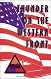 img - for Thunder on the Western Front by Thomas Russell G. Rice (1998-06-04) book / textbook / text book