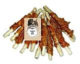 Chicken Hide Sticks 24 Pack 144 Sticks