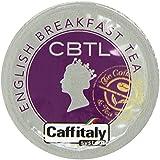 CBTL English Breakfast Tea Capsules By The Coffee Bean & Tea Leaf, Net Wt. 32.5g, 10 Count Box