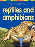 img - for Reptiles & Amphibians (Blue Zoo Guides) book / textbook / text book