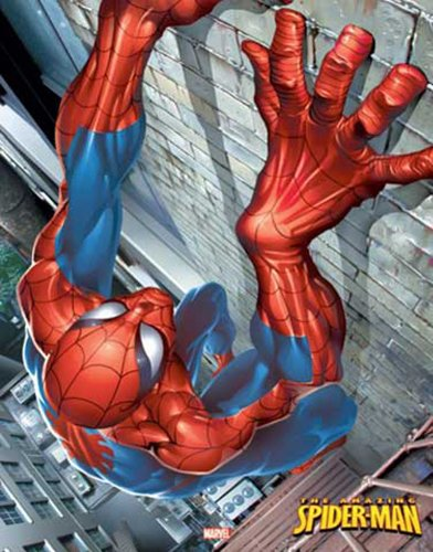 Empire 089 793 Spiderman - Climbing Miniposter - 40 x 50 cm