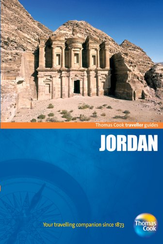Traveller Guides Jordan, 3rd: Popular, compact guides for discovering the very best of country, regional and city destinations (Travellers - Thomas Cook)