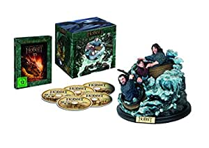 Der Hobbit: Smaugs Einöde [Extended Collector's Edition] [Blu-ray + Blu-ray 3D]