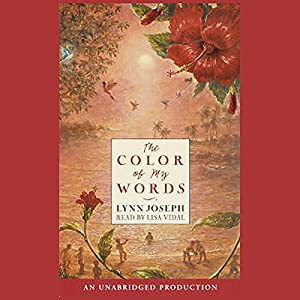 The Color of My Words Audiobook