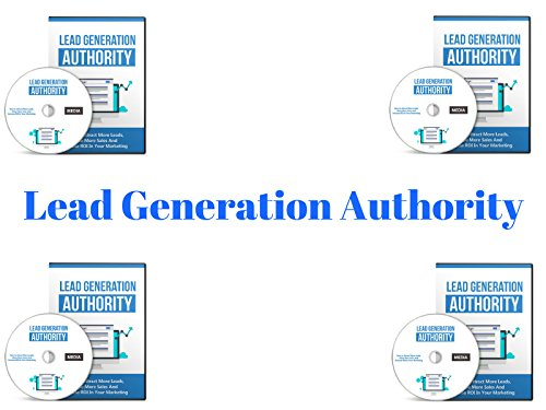 Lead Generation Authority - Season 1