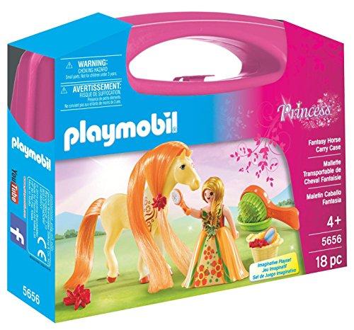 PLAYMOBIL Fantasy Horse Carry Case Playset JungleDealsBlog.com
