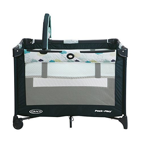 how to fold graco pack and play