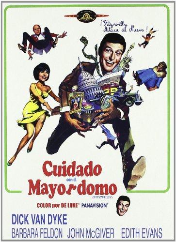 Cuidado Con El Mayordomo [DVD]