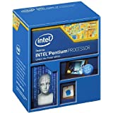Intel Pentium G3220 Dual Core CPU Retail (Socket 1150, 3.00GHz, 3MB, 54W, Extended Memory 64 Technology, Execute... di Intel