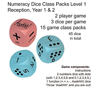 year 6 dice games